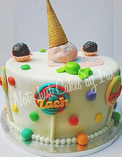 Cake by Iris Diaz
