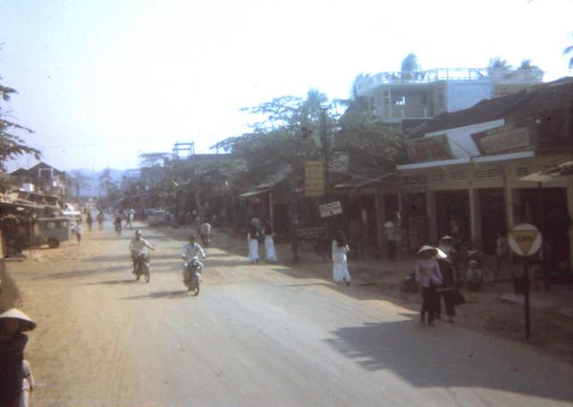 Downtown Bong Son - Thị trấn Bồng Sơn 1970