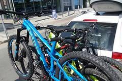 Bike SNOW tour speciál (2): kolo hoďte na nosič!