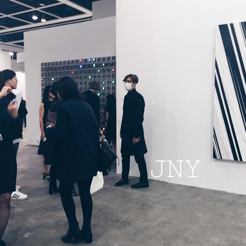 Jenny_Xueqi TOP Art Basel HK 2015-03-13 03