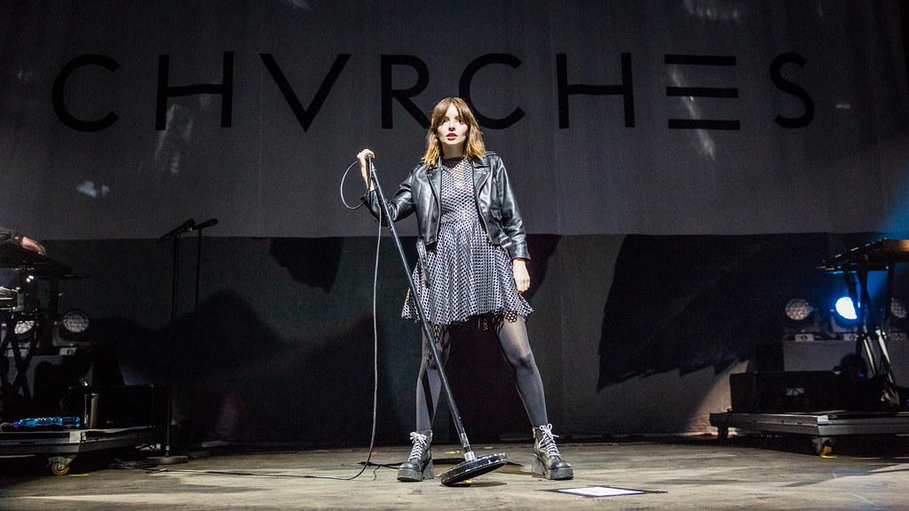Chvrches - Øyafestivalen 2016
