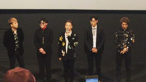 Big Bang - Movie Talk Event - 28jun2016 - hong_jh31 - 01