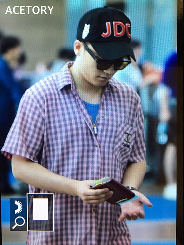 BIGBANG Departure Seoul Incheon to Foshan 2016-06-10 (88)