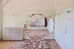 Urbex ✧ Le sanatorium de l'Ange