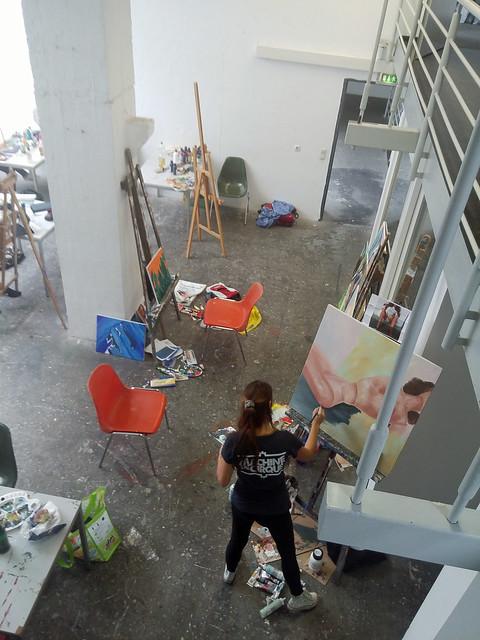Kunstsilo Atelier