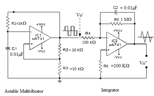 ic applications and hdl simulation lab notes waveform generator rh studentboxoffice in