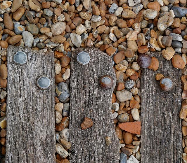 Pebble dash