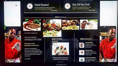 A sneek peek of the #ChefJuvon at #ChefCaters #website coming to a #WorldWideWeb near you...#YeahDoc #EatWithChefJuvon