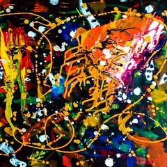 Canvas 4, layer 2. #bloomtrue #art #paint