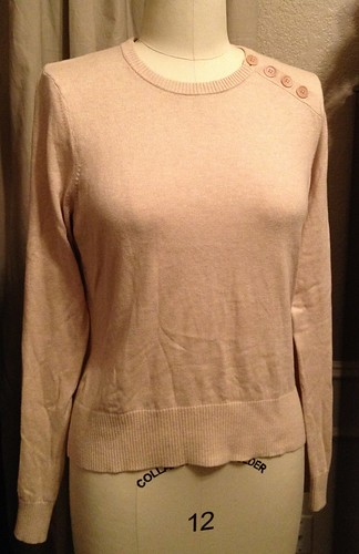 Beige Gap Sweater