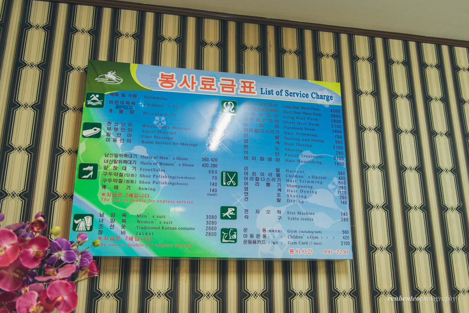 Facilities Board