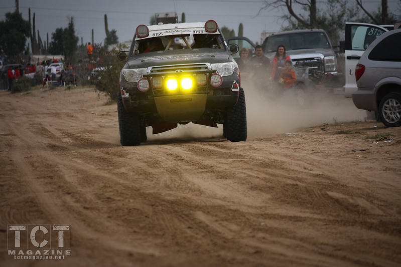 Canguro Racing Land Cruiser 2014 Baja 1000