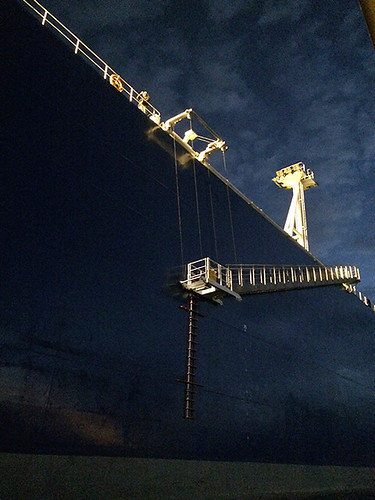 Polar Resolution ladder set up