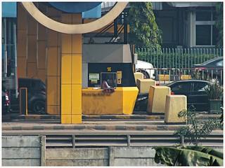 Toll Gate to Jakarta,  Bekasi Barat