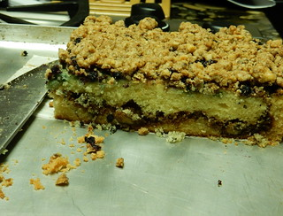 Blueberry Crumb Party Coffee Cake
