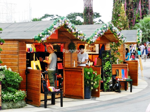 Christmas Wonderland 2014 - Festive Market Stalls