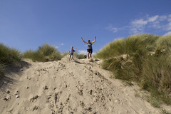 Black Rock Sands - Sand Dunes