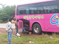 Bus estropeado