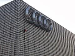 Audi Natick front corner zoom