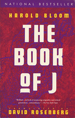 Vintage Paperbacks - Harold Bloom - The Book of J