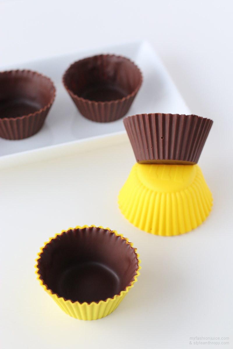 Müller® Ice Cream Inspired Yogurt in Chocolate Cups ...