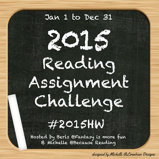 Reading Assignment Challenge 2015: goal post