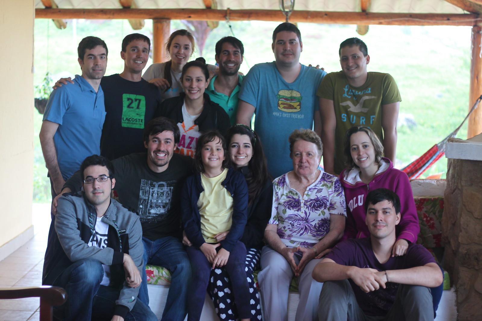 Valentina Duracinsky Family Colombia Farm