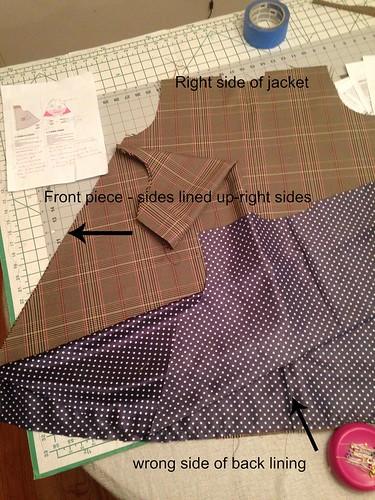 Le Eagle Jacket Vanessa Pouzet Review Jilly Denver Sews