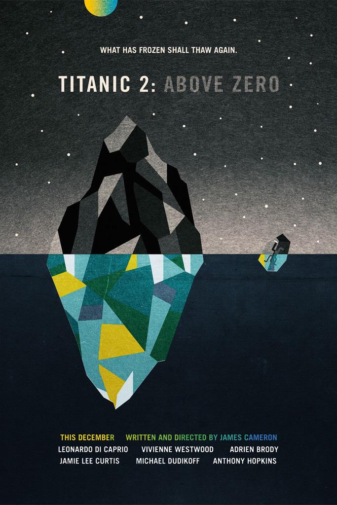 Titanic 2: Abaixo de Zero