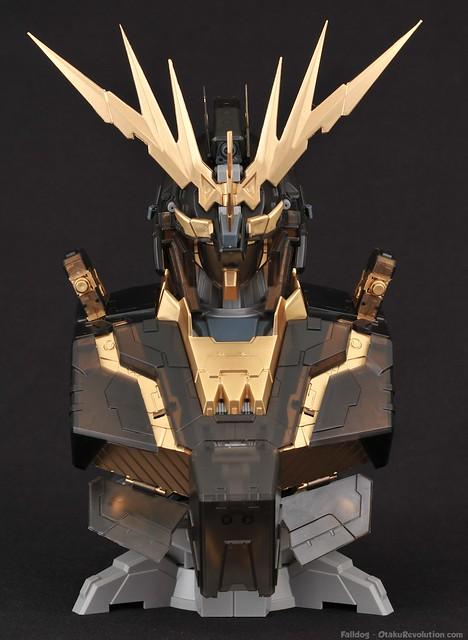 Seraph Hobby Banshee Bust - Straight Build 9