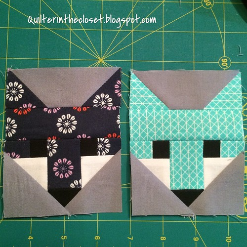 Mini Fancy Fox blocks