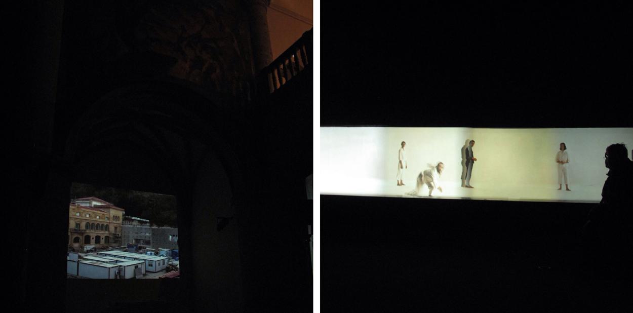 museo san telmo_iglesia_restauracion_pinturas sert_audiovisuales