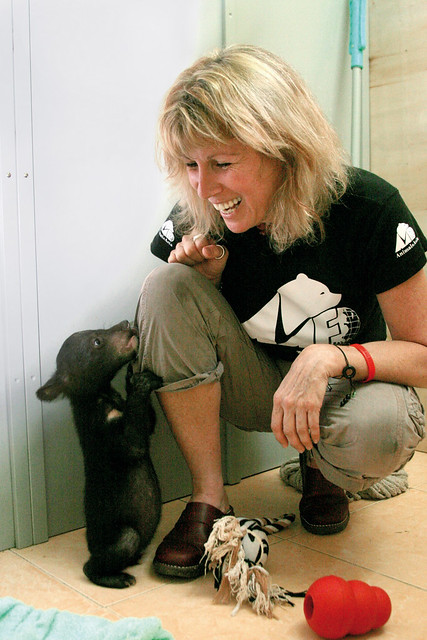 Animals Asia Gründerin und CEO ...
