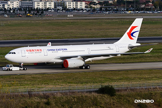 China Eastern A330-243 msn 1588