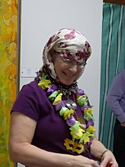 Catherine at 2015 WSC Spanish Club Carnaval party