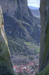 Meteora, a walk from Kastraki