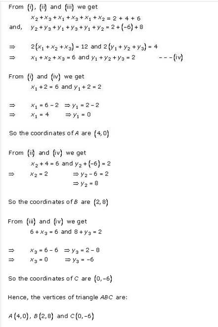 RD-Sharma-class 10-Solutions-Chapter-14-Coordinate Gometry-Ex-14.3-Q9 i