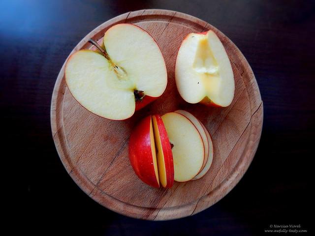 prajitura rustica cu mere