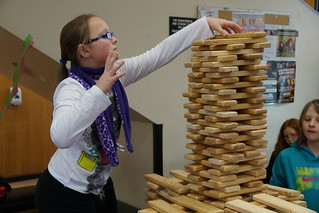 Introduce a Girl to Engineering Day 2015