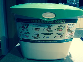 My new compost bin