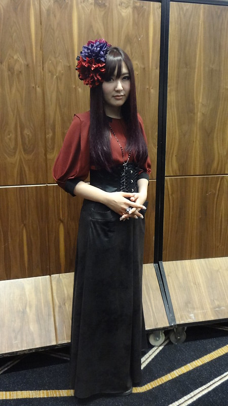 Eri Kitamura @ AFA SG 2014
