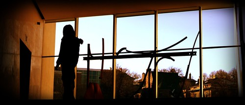 In the Shadows with Anthony Caro