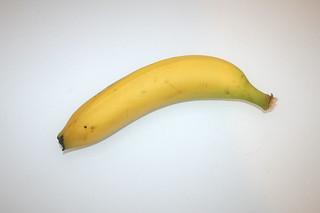 06 - Zutat Banane / Ingredient banane