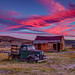 Bodie Sunset Re-edit with HDR by Jeffrey Sullivan