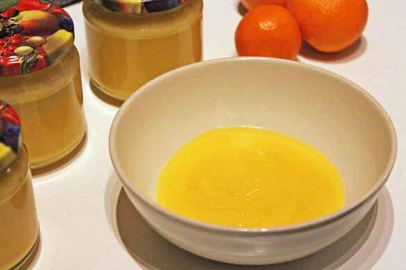 Clementinen & Citrus Curd