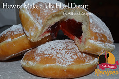 How to Make a Jelly Filled Donut