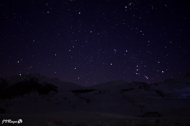 Noche en Baqueira