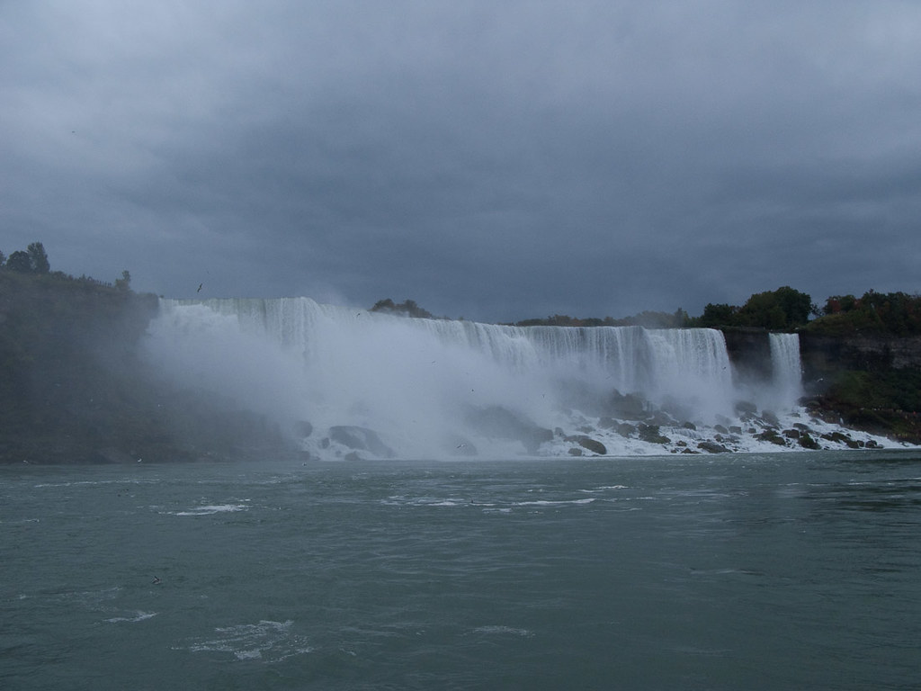 American Falls from the Maid of the Mist