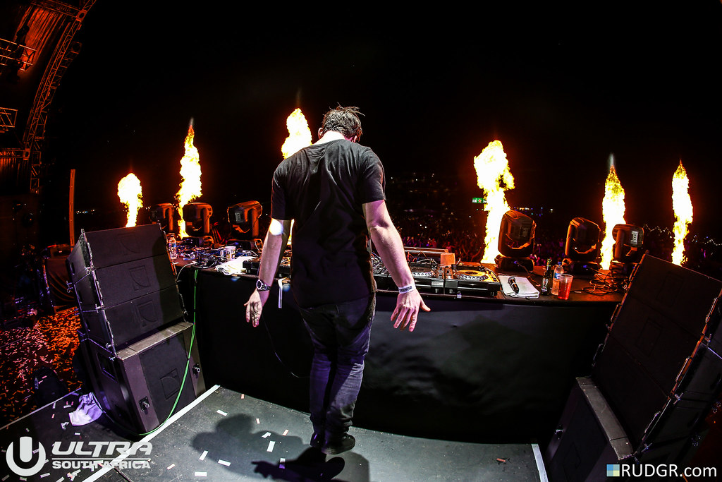 Hardwell @ Ultra South Africa - Cape Town