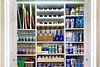Practical Space of Kitchen Pantry Organized